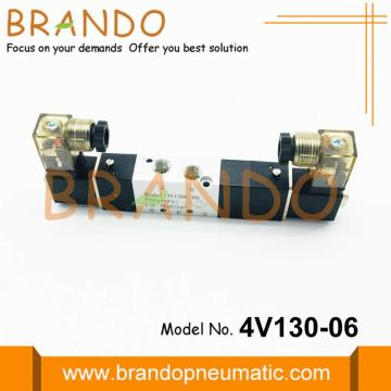 Thread Type Pneumatic Valve 4V130-06