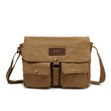 Men Bags Crossbody Casual Canvas Messenger Bag Shoulder