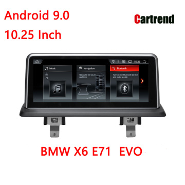 Écran tactile BMW X6 E71 Android
