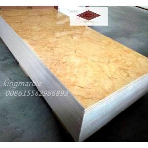 Factory directly for Uv Pvc Marble Wall Panel Moisture proof high gloss artificial marble uv board supply to Croatia (local name: Hrvatska) Supplier