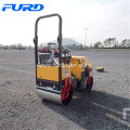 Vibratory Double Smooth Drum Roller For Sale