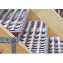 Factory directly for Safety Galvanized Grating The stairs Safety grating supply to Russian Federation Factory