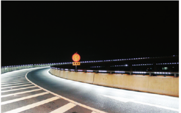 Led Guardrail Light