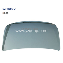 Personlized Products for Glass Hood Car Steel Body Autoparts Honda 2005-2008 CITY HOOD supply to Guyana Exporter