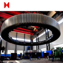 High Quality Industrial Factory for Forging/Casting Gears large diameter steel gear export to Belarus Wholesale