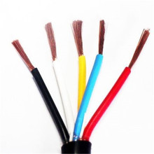 Goods high definition for Communications Cable PVC insulated wire and cable export to Ghana Factories