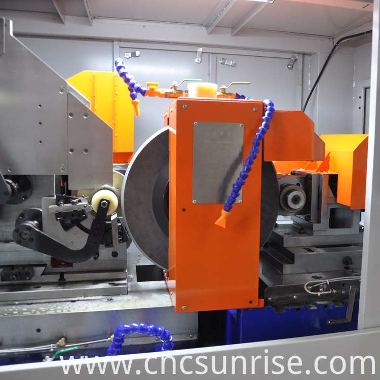 CNC Deep Groove Ball Bearing Ring Grinder