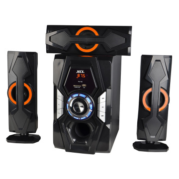 Home theater system game for music bedroom