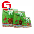 small Christmas gift paper bags