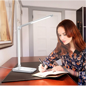 Popular Classic LED Rotatable Dimmable Table Lamp