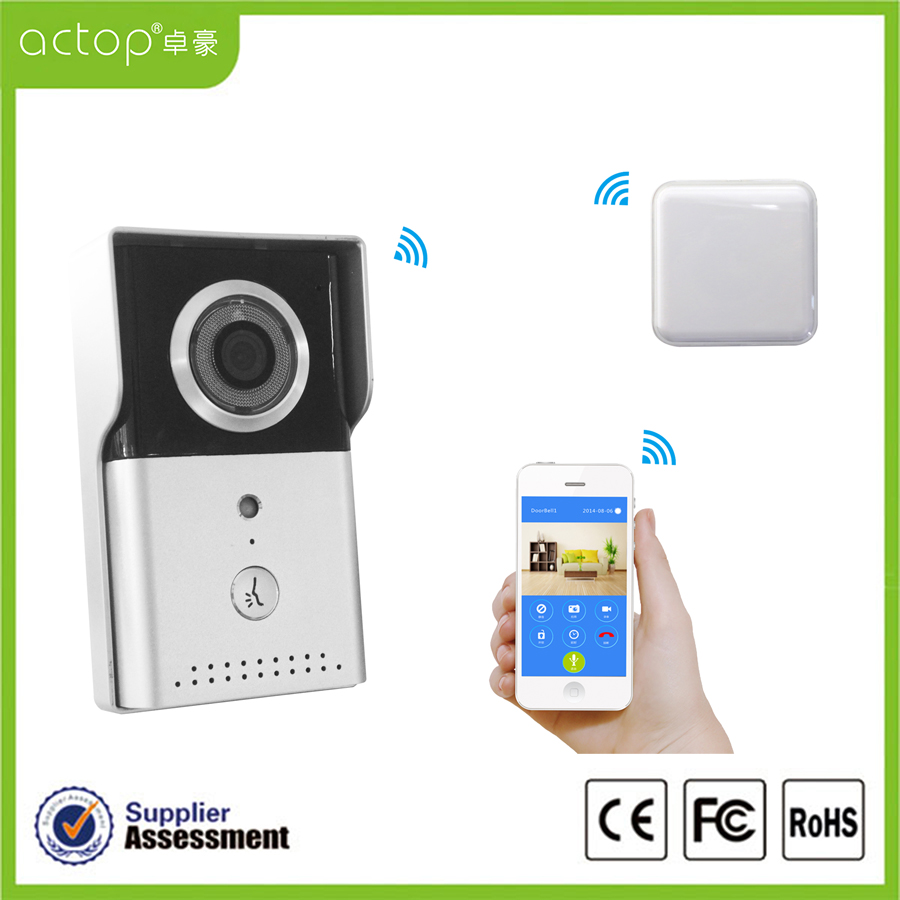 New WIFI Video Doorbell Kit