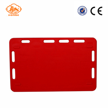 Hard Thicken Red Sorting Panel For Pig Farm
