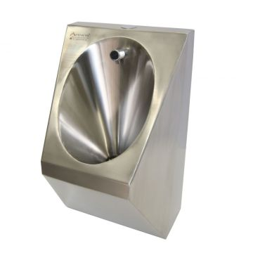 Stainless Steel Wall-hung Male Urinal Bowl Inox Urinal