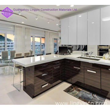 OEM Supplier for Wooden Kitchen Cabinet Acrylic Kitchen Designs For Small Spaces export to United States Suppliers