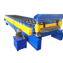 IBR Panel Roofing Roll Forming Machine