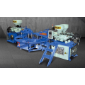 Three Color PVC Upper Plastic Injection Moulding Machine