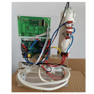 2050W double power instant water heating testing module