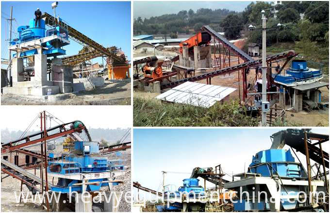 Lime stone Crushing Plant