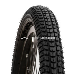 Ruber Bicycle Tire Black