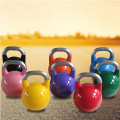 PVC Coated Cast Iron kettlebell