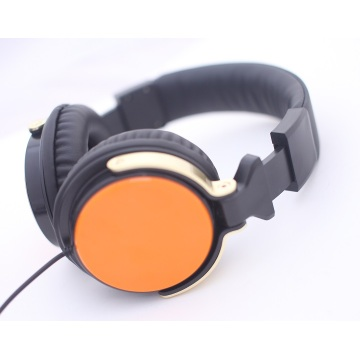 Hot selling wholesale best affordable over wired headphones