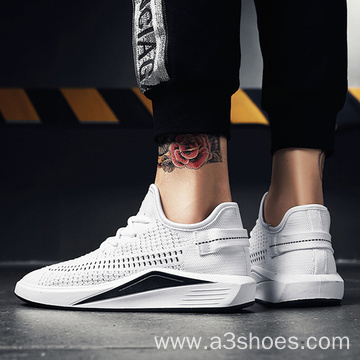 Factory Custom Made Breathable Sneakers Shoes