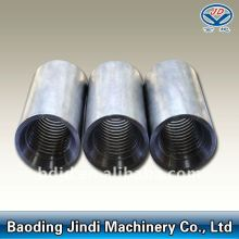 Best Price for for Silver Color Rebar Couplers Mechanical rebar coupler D14-D40 supply to United States Factories