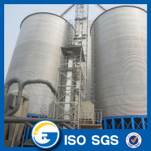 Hot New Products for Steel Cone Base Silo Galvanized Corrugated Steel Silo Storage Silo supply to Portugal Exporter