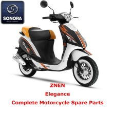 100% Original Factory for Znen Scooter Starter Motor ZNEN Elegance Complete Scooter Spare Part supply to India Supplier