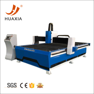 cnc plasma cutting machine with cad drawing software