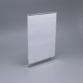 Standing Acrylic Price Display Stand