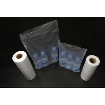 Clear Flat Bags on Roll