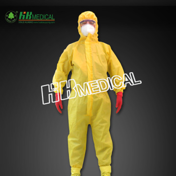 Light industrial protective coverall