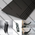 CNC mama carbonfibre sheet panel panel board