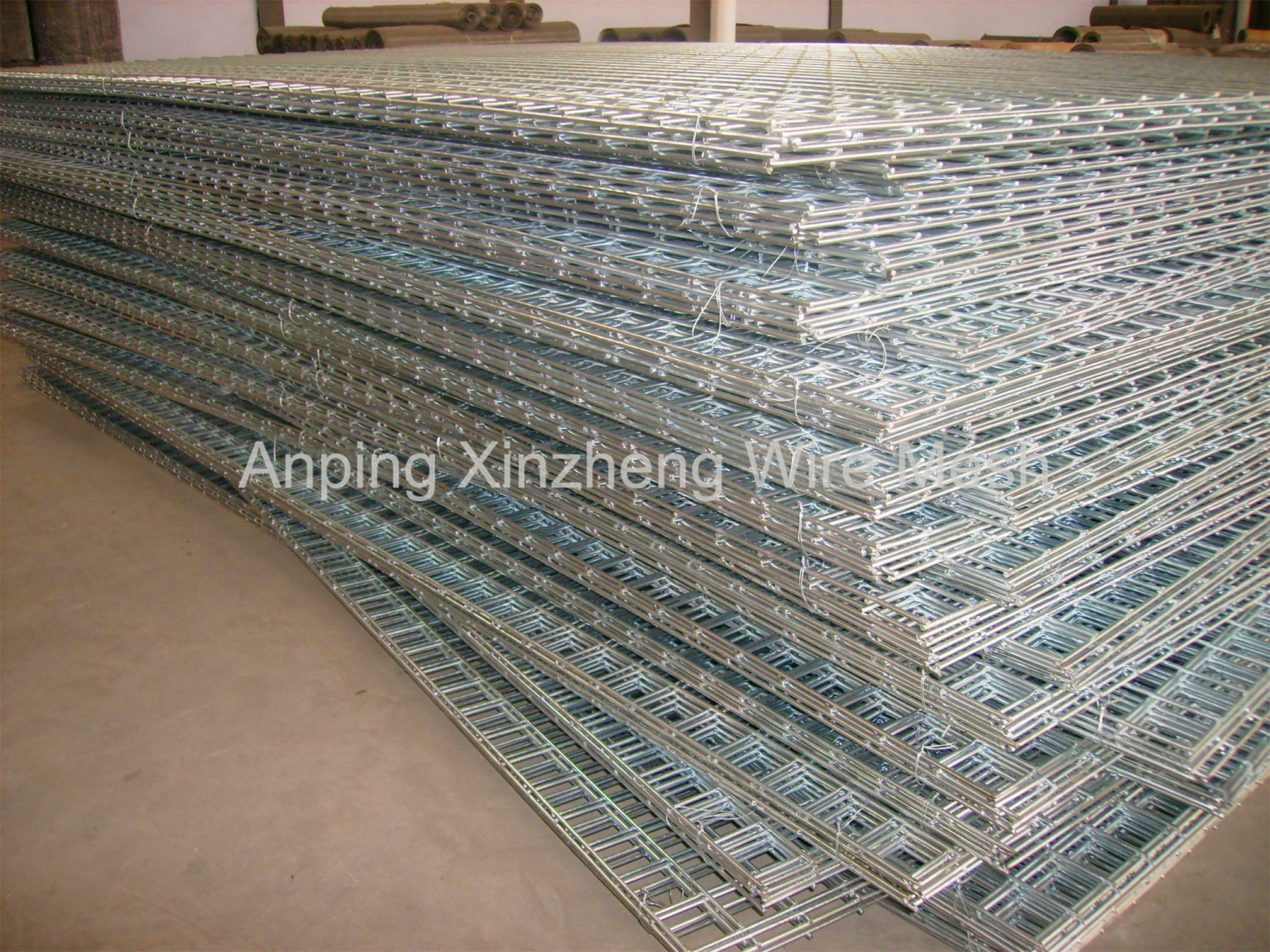 Welded Fencing Mesh