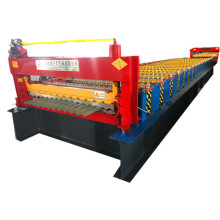 DX 2018 corrugated roll forming machine
