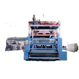 New design nonwoven machine