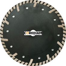 180mm Granite Continuous Rim Blade