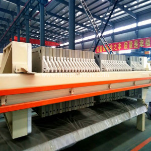 Paper Industry Diaphragm Chamber Filter Press