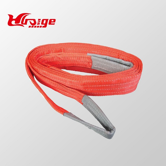 EB polyester Webbing Sling with Eye
