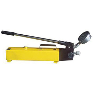 Manual Hydraulic Pump Portable Hydraulic Equipment