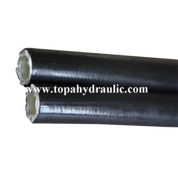High pressure hose hydraulic rubber pipe crimp fittings