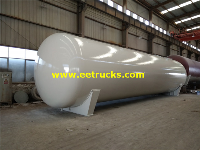 Bulk LPG Storage Gas Tanks