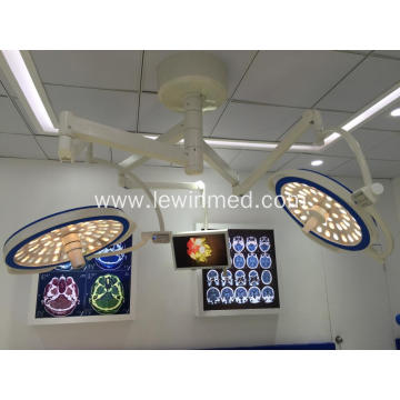 Long Life span led surgical lamp with camera