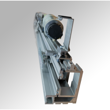 Commercial and residential automatic sliding door opener