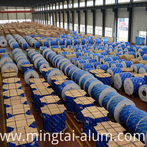 5052 h34 aluminum coil export to brazil