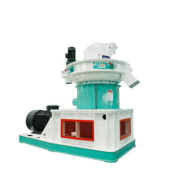 Auto Biomass Pellet Press Making Machine