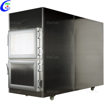 Hot sale mortuary room equipment corpse refrigerator freezer refrigerator
