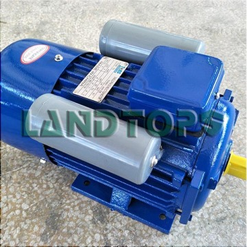Best-Selling for YCL Single-Phase Electric Motor Single Phase 5 HP Electric Motor for Sale export to India Factory