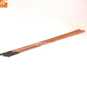 Hollow Core Gouging Carbon Rod 4mm